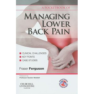 A pocket book of managing lower back pain